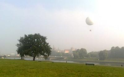 Pomiary z widokiem na Wawel